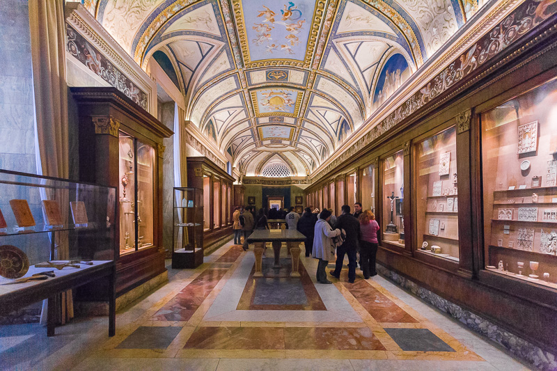 La sala degli Indirizzi di Pio XI