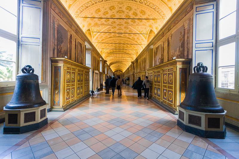 Galleria di Urbano VIII della biblioteca Apostolica Vaticana