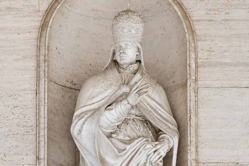 Gregorio Secundo, 89º papa della Chiesa Cattolica