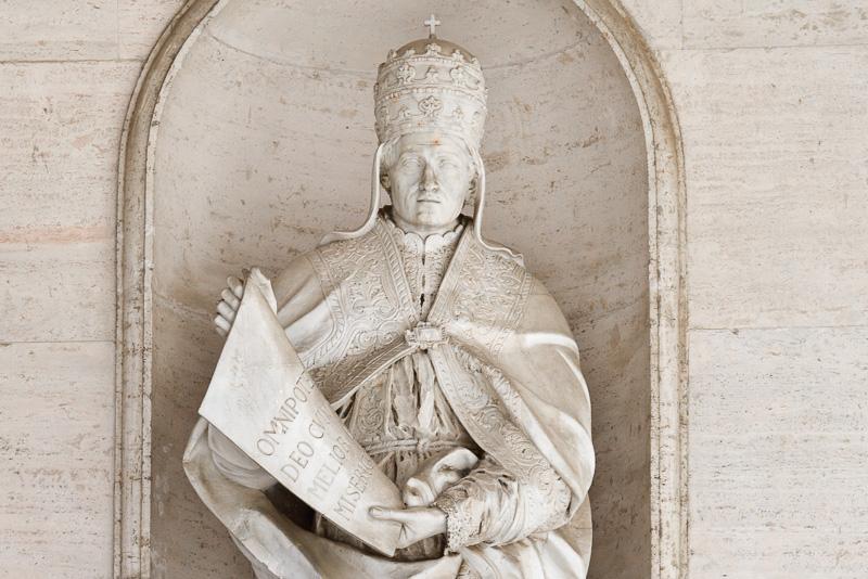 Zachariae Pastor Pastorum, 91º papa della Chiesa cattolica