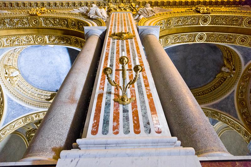 Il pilastro della Basilica