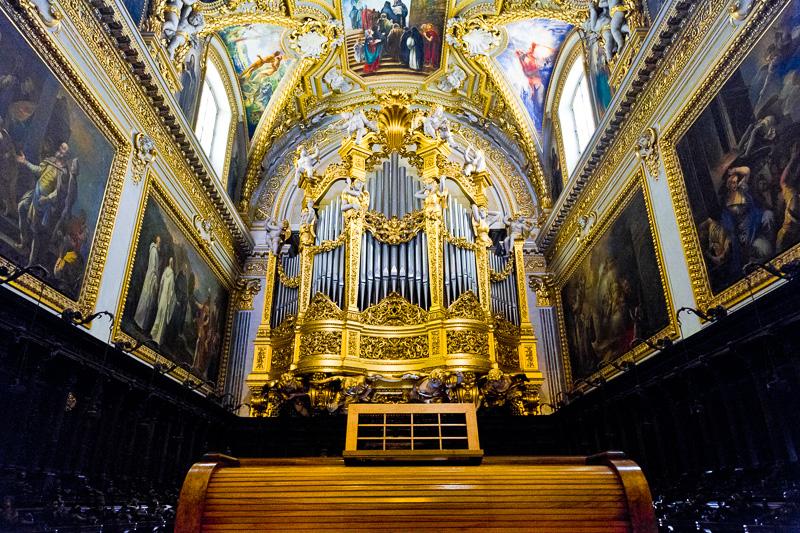 L'organo a canne di Vincenzo Mascioni