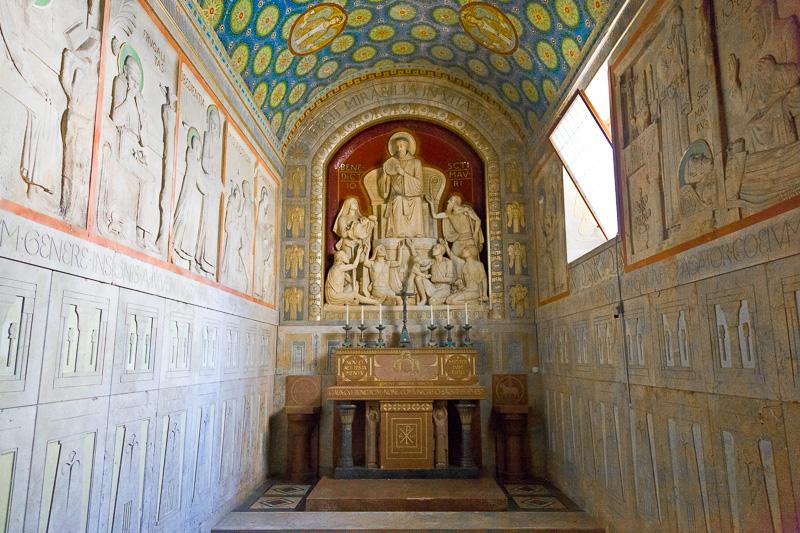 Cappella di San Mauro