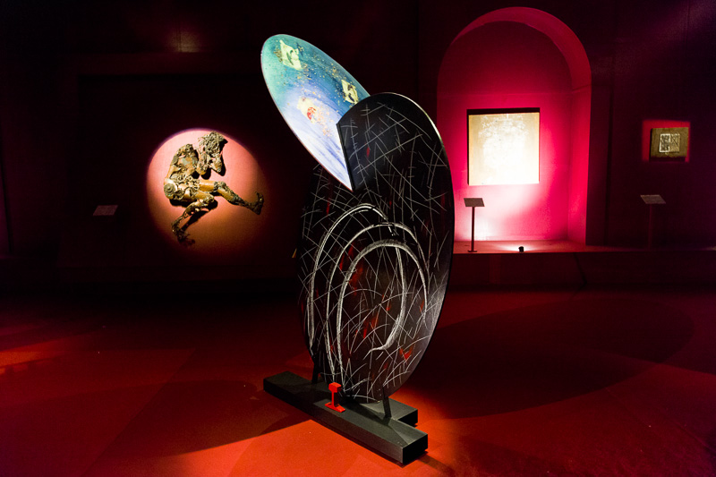 Pittoscultura di Giuseppe De Michele