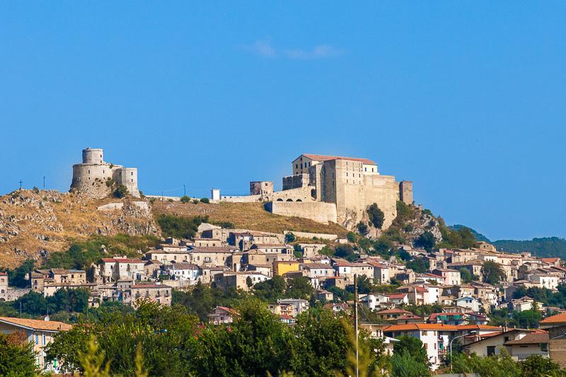 Il castello di Montesarchio
