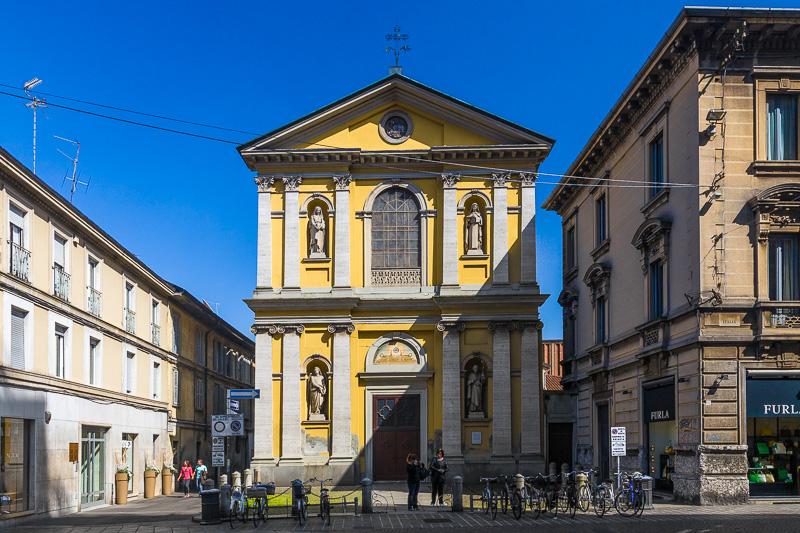 Chiesa di Santa Maria Maddalena e Santa Teresa