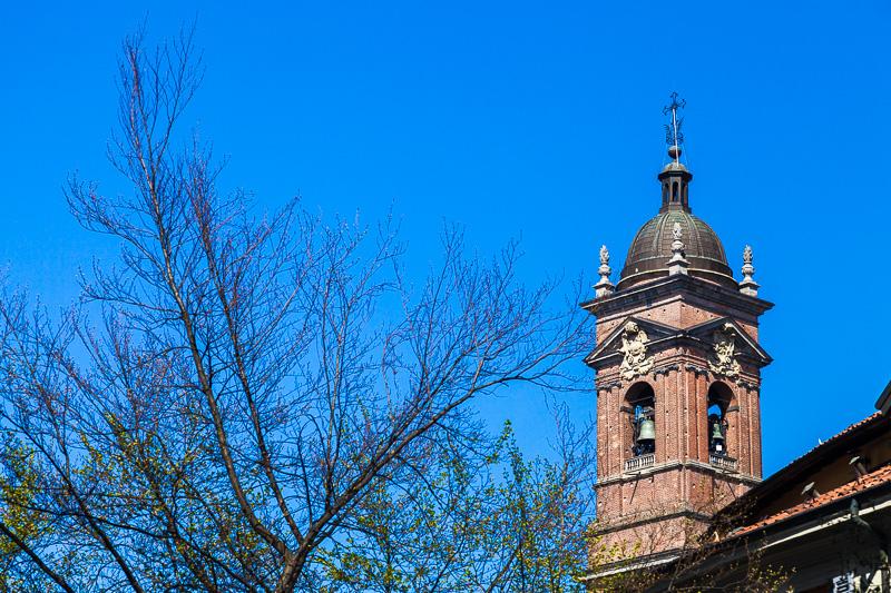 Torre campanaria del Duomo