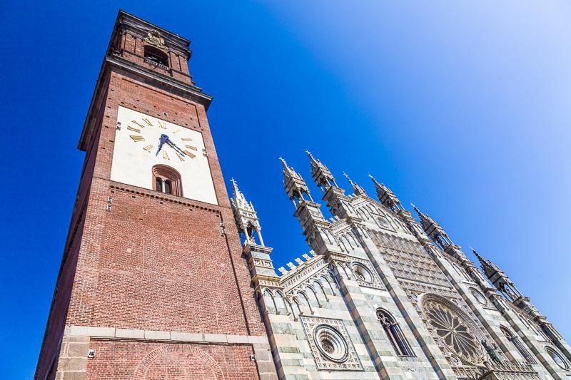 La torre campanaria del Duomo