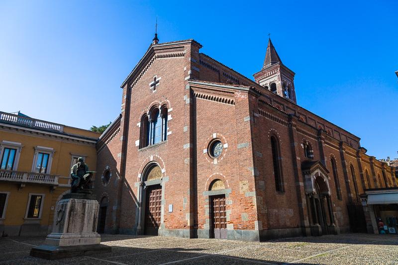 Chiesa trecentesca di San Pietro Martire