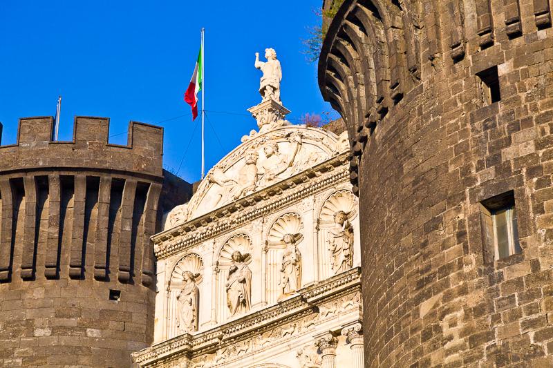L'Arco Trionfale del Castel Nuovo