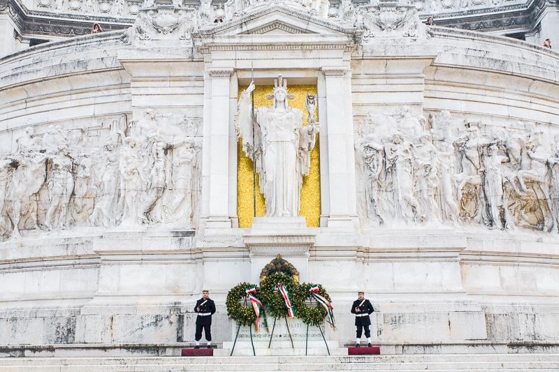 L'Altare della Patria al Vittoriano