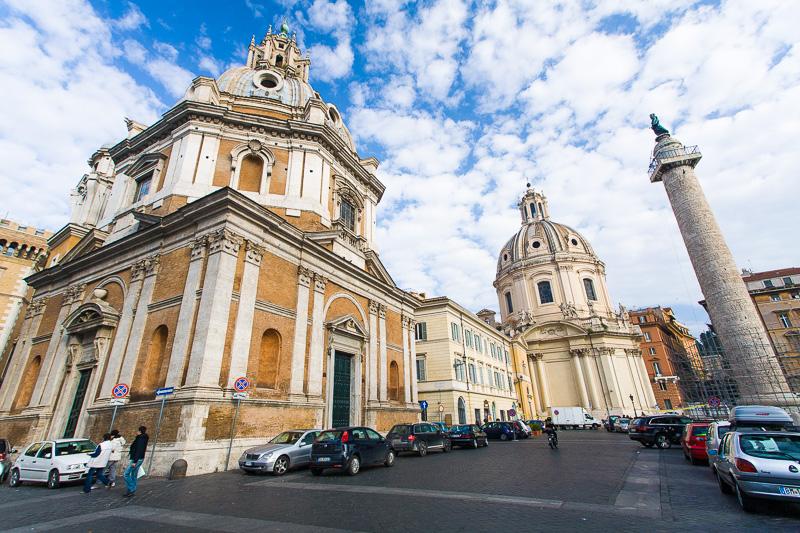 La chiesa di Santa Maria di Loreto