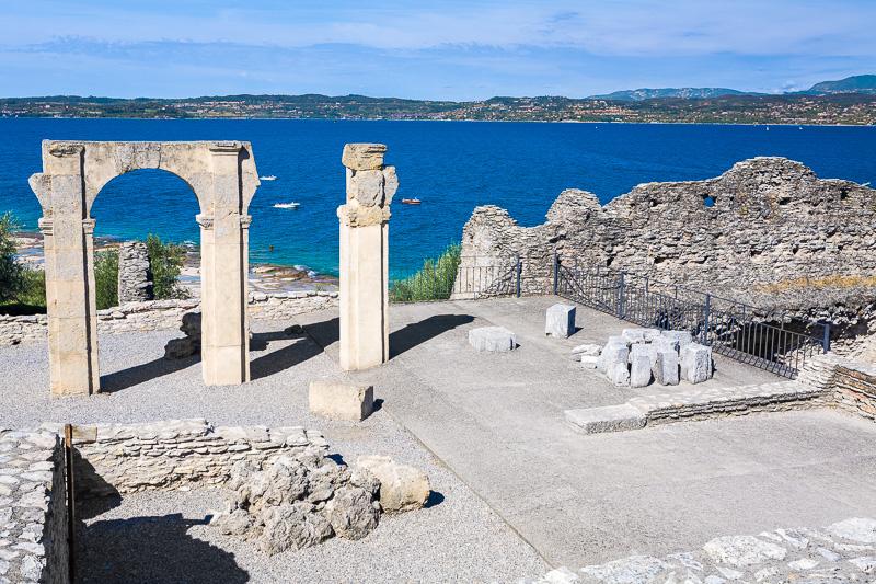 Parco archeologico delle Grotte di Catullo