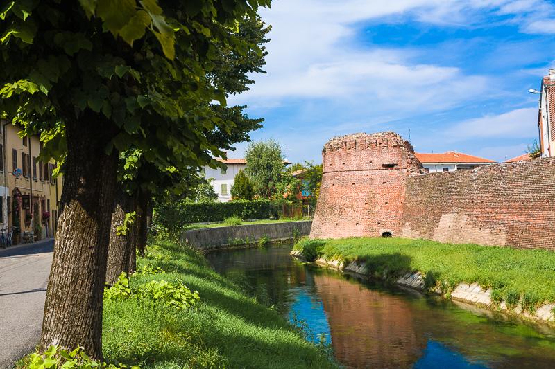 Torre della cinta muraria
