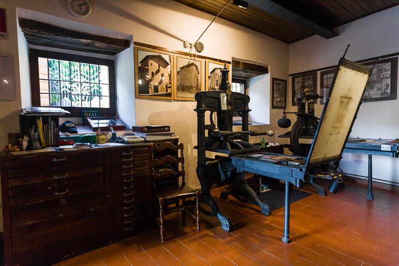 La casa degli stampatori Ebrei
