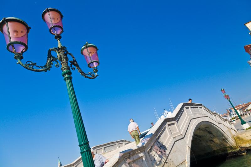 Ponte de la Veneta Marina