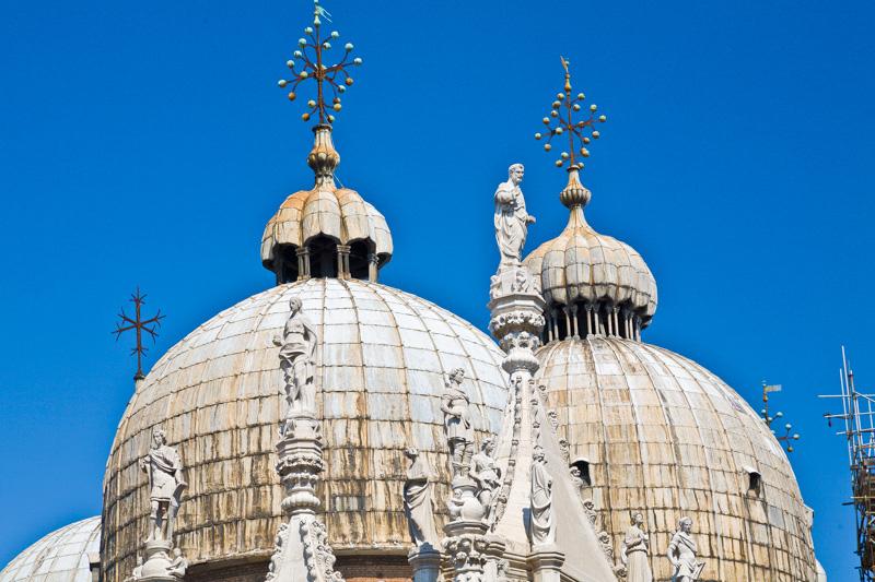 Le cupole della Basilica di San Marco