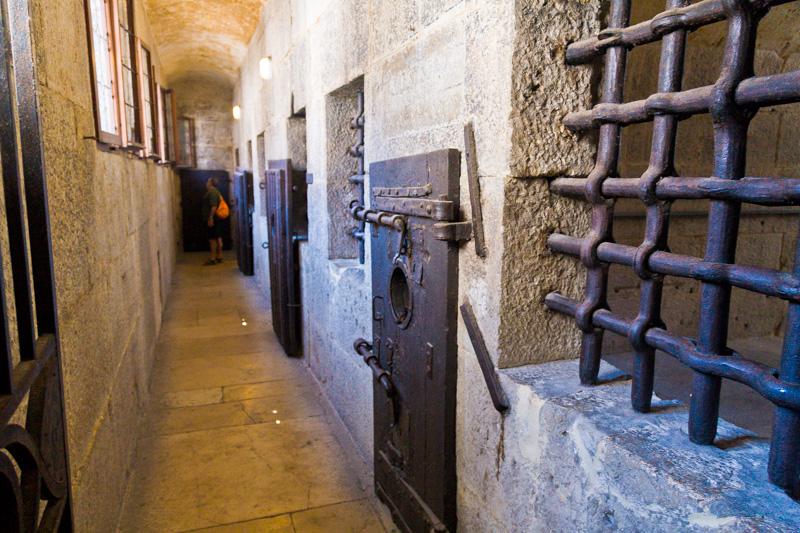 Prigioni della Repubblica nel Ponte dei Sospiri