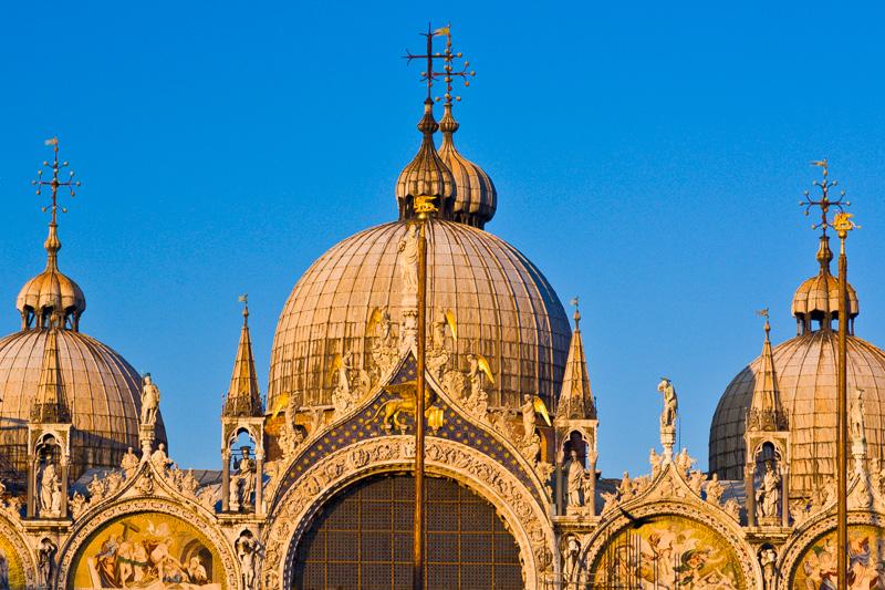 Cupole della Basilica di San Marco