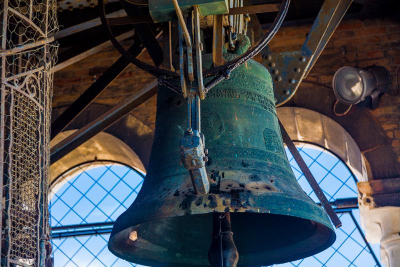 La campana Pregadi o Mezza Terza
