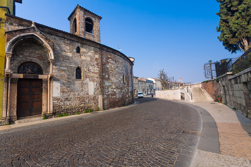 Chiesa di San Zeno in Oratorio