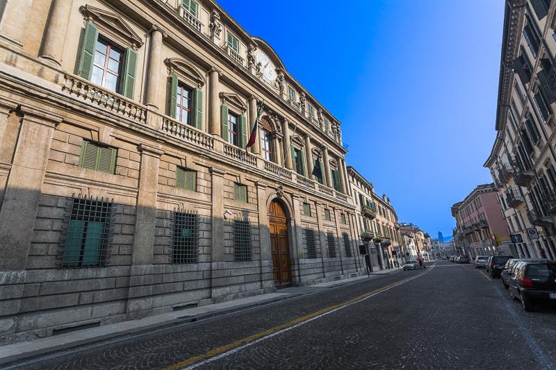 Il Palazzo Portalupi