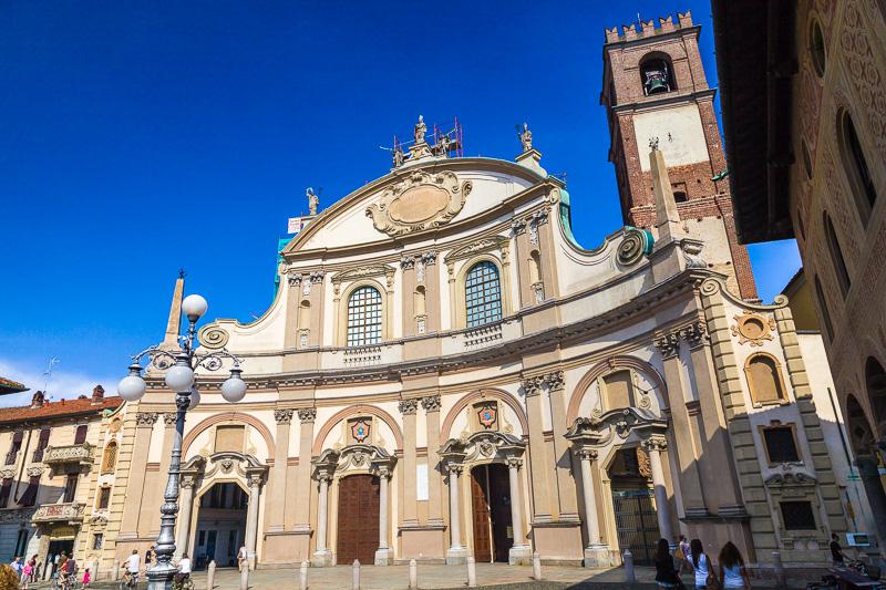 La cattedrale di Sant'Ambrogio