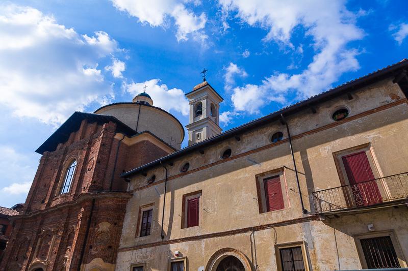 La Chiesa di San Dionigi