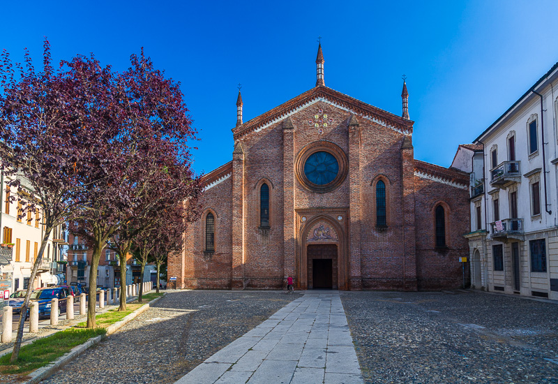 La chiesa di San Pietro Martire